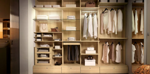Comment construire un dressing ?
